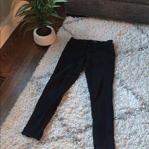 Black jeans size 2R for regular length